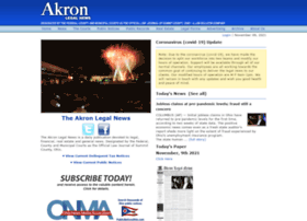 akronlegalnews.com
