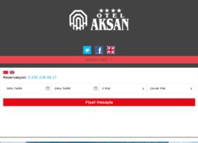 aksanotel.com.tr