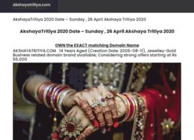 akshayatritiya.com