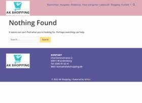 akshopping.de