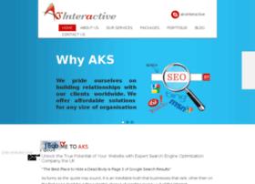 aksinteractive.co.uk