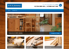 aksjoinery.co.uk