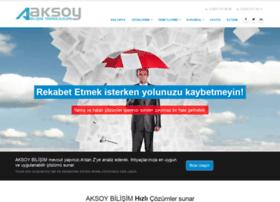 aksoybilisim.com