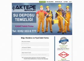 aktepetemizlik.com