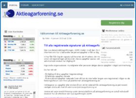 aktieagarforening.se