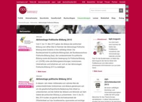 aktionstage-politische-bildung.net