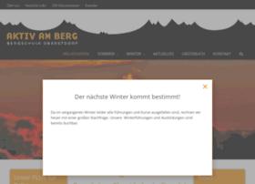 aktiv-am-berg.de