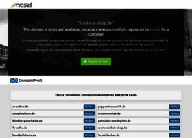 aktiv-versandshop.tradoria-shop.de