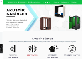 akustiksunger.com.tr