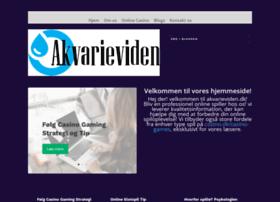 akvarieviden.dk