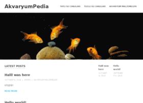 akvaryumpedia.com