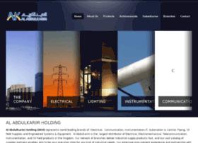 al-abdulkarim-holding.com