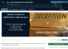 al-sultan-beach-resort.h-rez.com