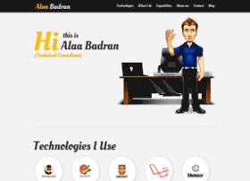alaabadran.com