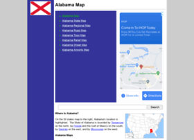 alabama-map.org