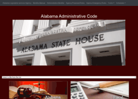 alabamaadministrativecode.state.al.us