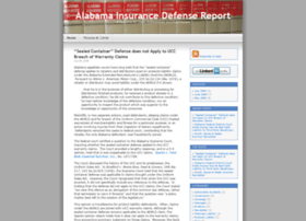 alabamainsurancedefensereport.wordpress.com