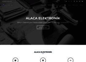 alacaelektronik.com