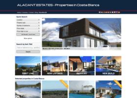 alacant-estates.com