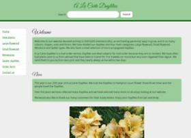 alacartedaylilies.co.uk