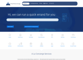 alaconcierge.com