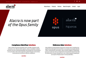 alacra.com