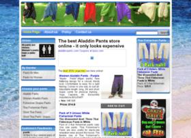 aladdin-pants.com