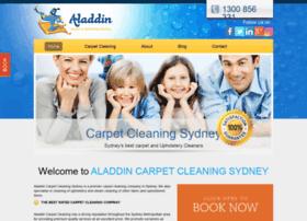 aladdincarpetcleaning.com.au