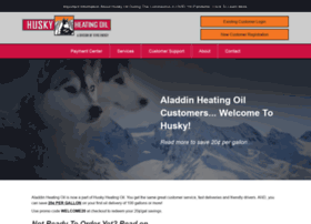 aladdinheatingoil.com