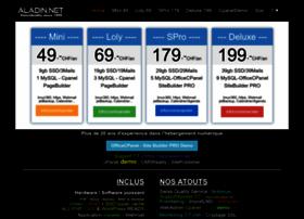 aladin.net