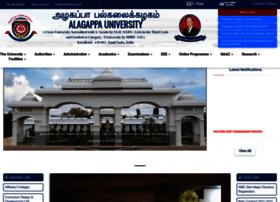 alagappauniversity.ac.in