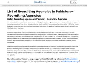 alahadrecruitmentgroup.com
