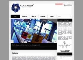 alamanda-polymers.com