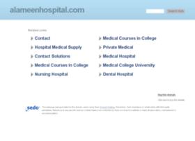 alameenhospital.com