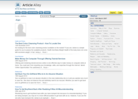 alan.articlealley.com