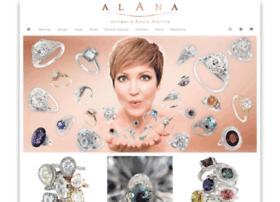 alanajewelry.com