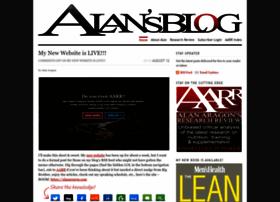 alanaragonblog.com