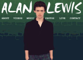 alanlewismusic.co.uk