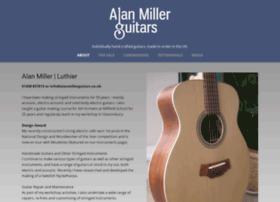 alanmillerguitars.co.uk