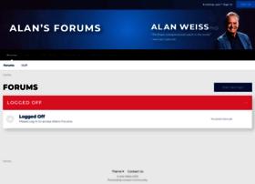 alansforums.com