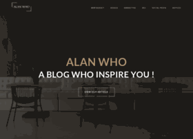 alanwho.com
