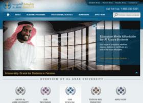 alarabuniversity.net