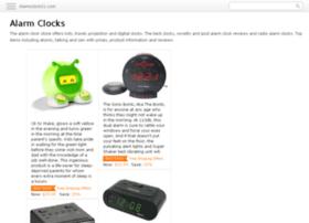 alarmclock21.com