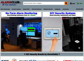 alarmclub.com