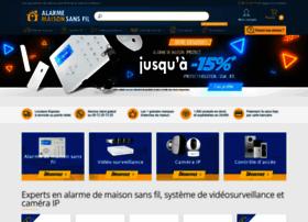 alarme-maison-sans-fil.fr