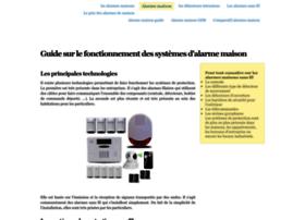 alarmes-maisons.info
