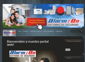alarmon.com.mx