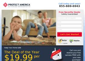 alarmsprotectamerica.com