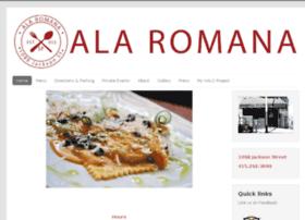alaromana.com