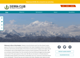 alaska.sierraclub.org